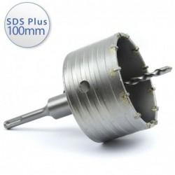 Bohrkrone SDS PLUS 100mm 12...