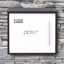 Briefkasten Wandbriefkasten...